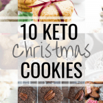 10 Keto Christmas Cookies You'll Go Crazy Over
