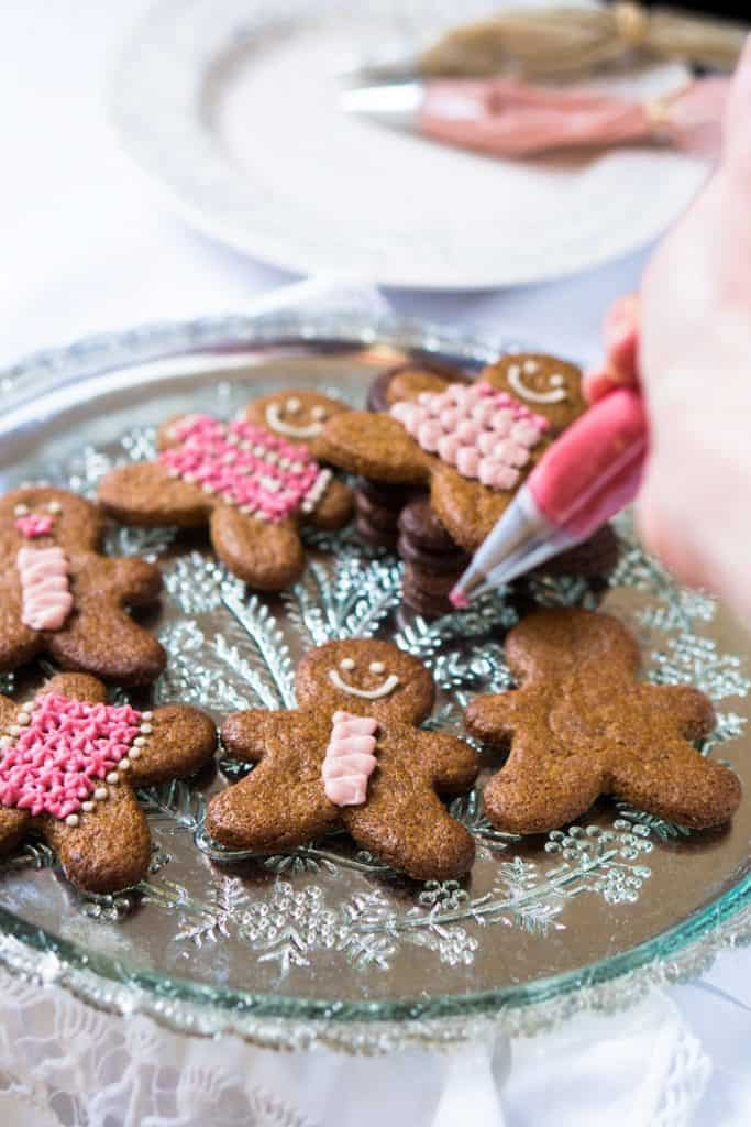 Looking for Keto Christmas Cookies? Check out these Gingerbread Men Cookies!