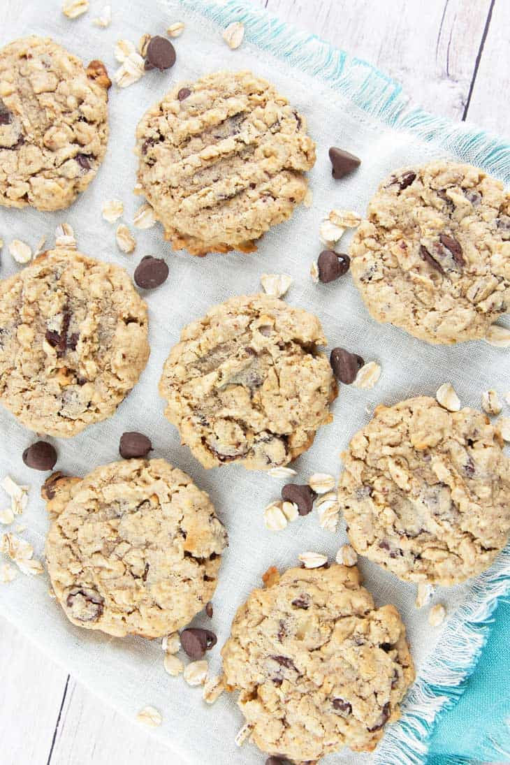 Lactation Recipe - Cookie Recipe