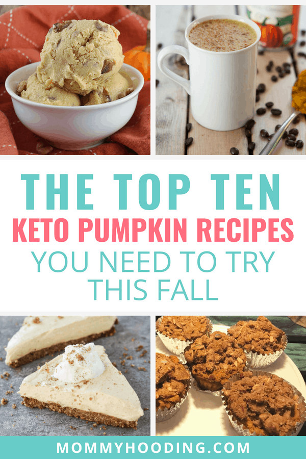 The BEST Pumpkin Keto recipes you need to try this fall! These pumpkin keto recipes are perfect for the ketogenic diet for those trying to lose weight and stay in ketosis.
