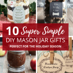 10 Easy Mason Jar Gifts Perfect for the Holidays