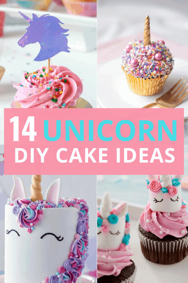 14 Unicorn Cake Ideas That Will Inspire A Magical Birthday Party