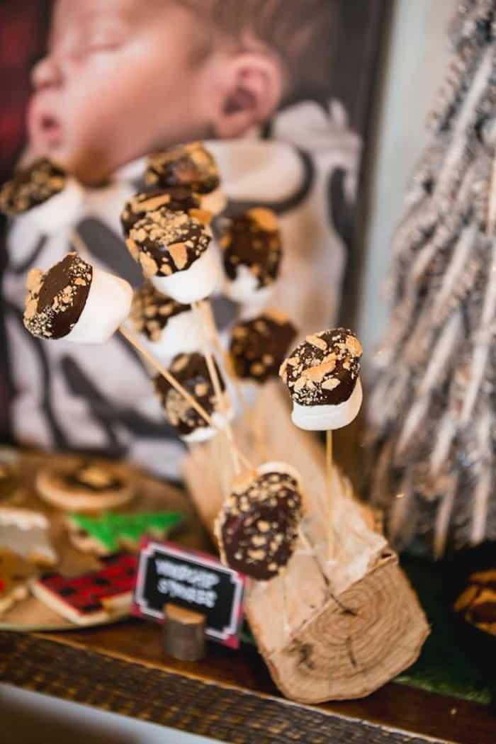 lumber jack party food ideas