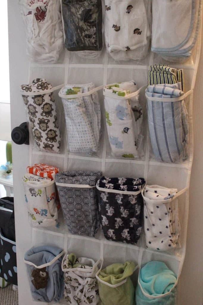 organized nursery ideas