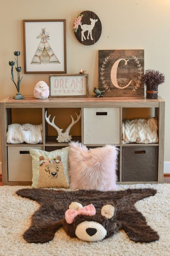 Woodland Nursery Theme