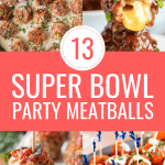 13 Meatball Appetizer Recipes