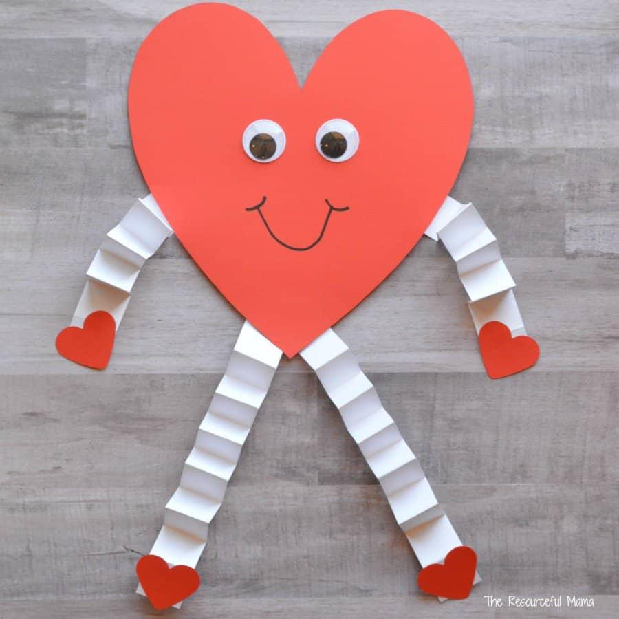 Valentine's Day Kids Craft