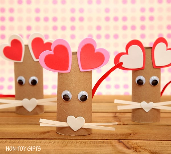 Valentine Kid Crafts