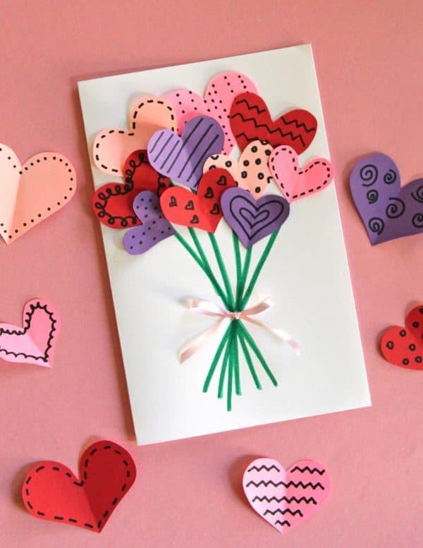 Valentine Kid Craft