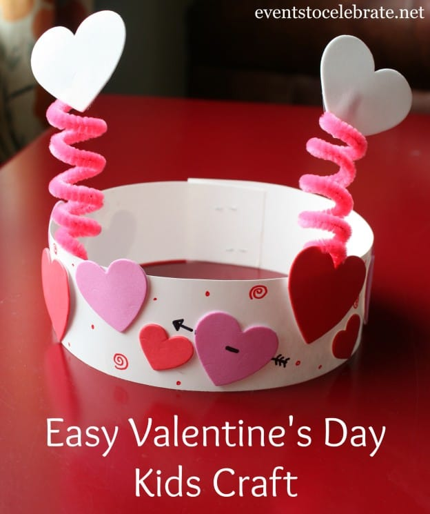 Valentines Kid Craft